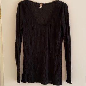 BKE Black Long Sleeve